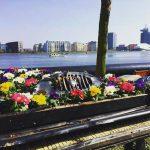 5x terrassen aan het water in Amsterdam