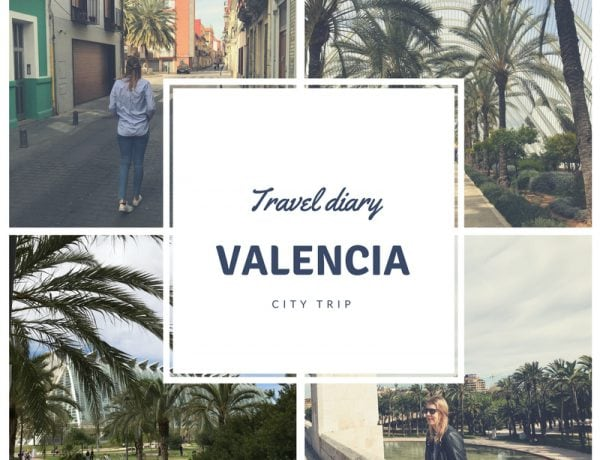 Travel diary Valencia