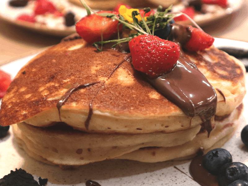 Utrecht pancakes