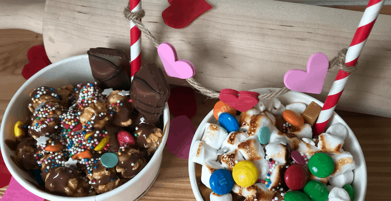 Valentijns winactie koekjesdeeg hartjes