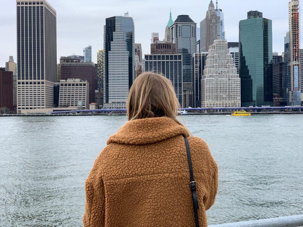 View Skyline NYC fietstour