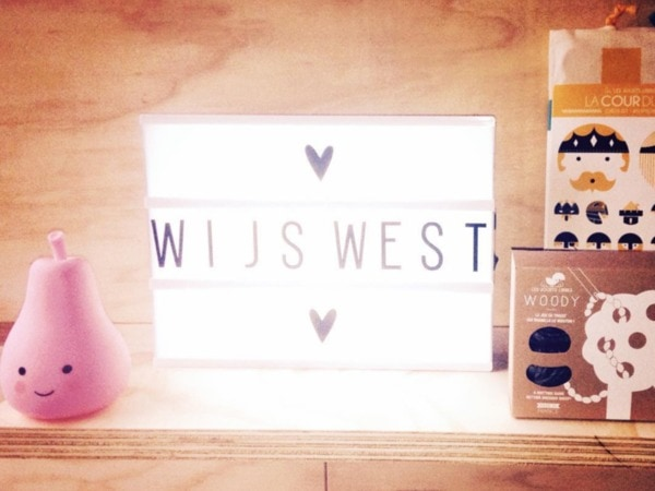 Wijs West in Amsterdam-West