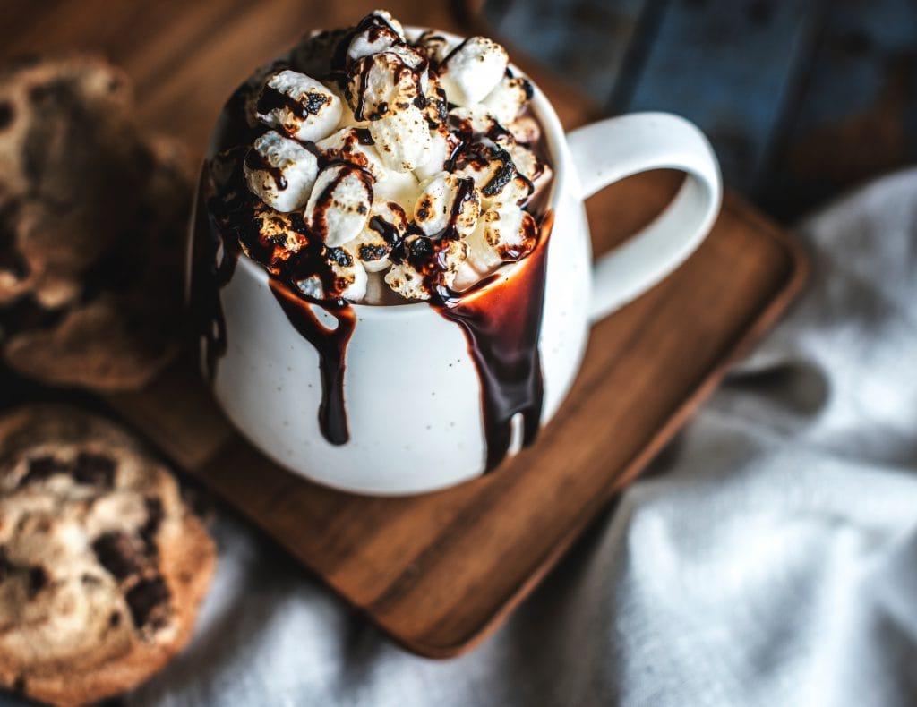 Wil & Tien favoriete warme chocolademelk