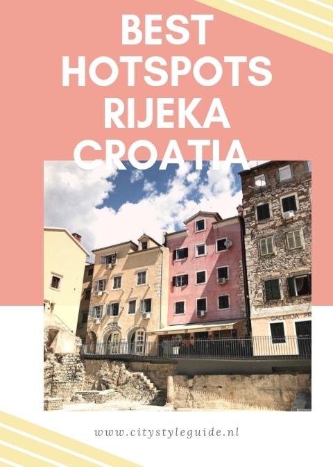 best hotspots Rijeka Croatia