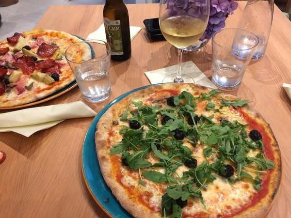 beste pizza Rotterdam