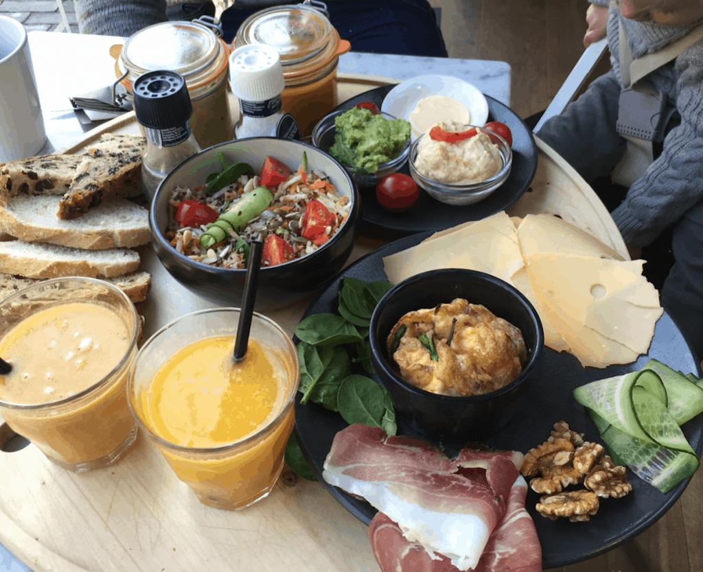 eten bij Anne en Max Marlieke van Zascha Hair