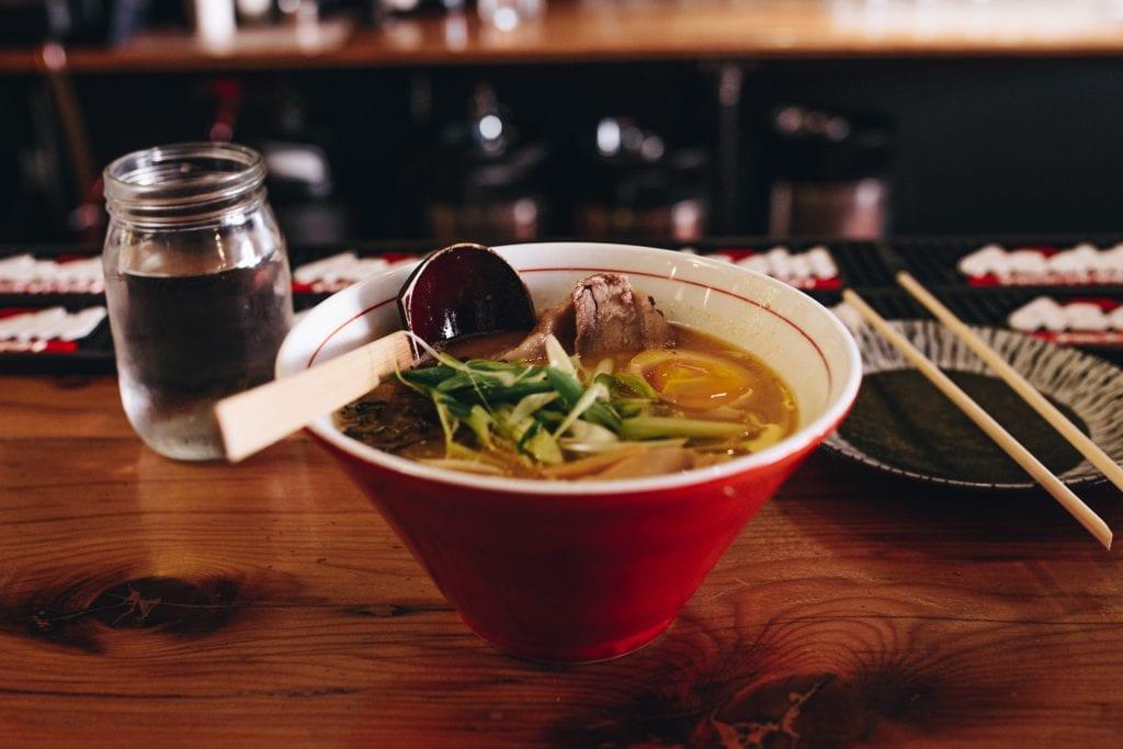 noodles Vietnamees eten Paperclear Layana