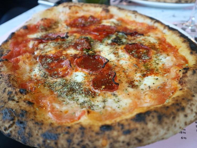 pizza iberico Pizza Beppe