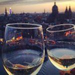 De leukste rooftops in Amsterdam