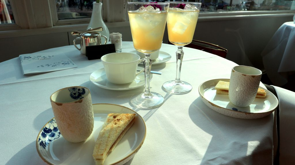 tosti cocktail So Dutch Afternoon Tea De L'Europe