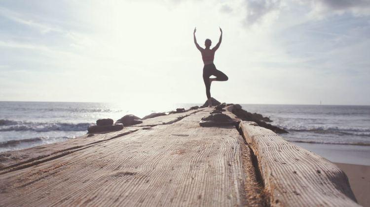 yoga Kim Vercammen MaisonPR